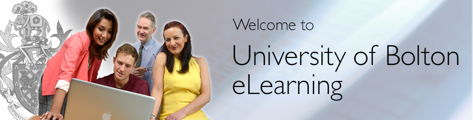 University of Bolton eLearning
